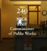 Nick's Office