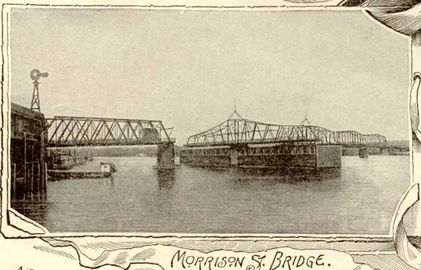 1892 Morrison St. Bridge