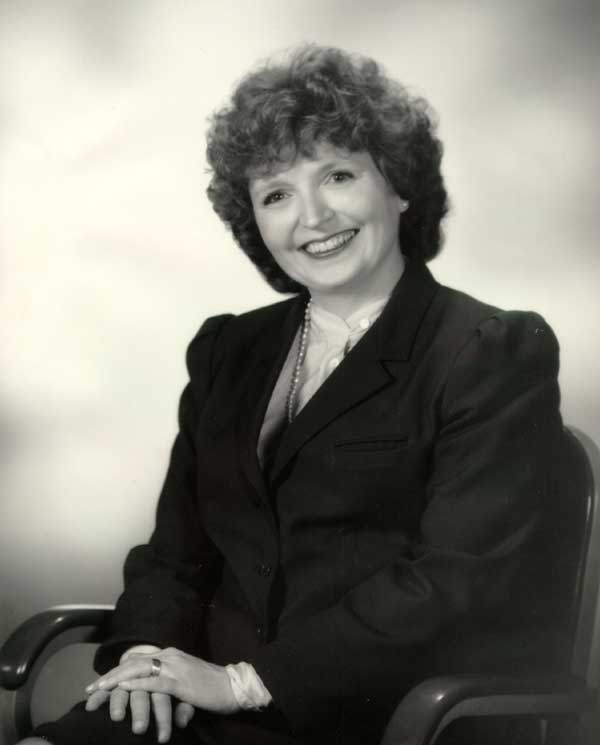 1985 Police Chief Penny Harrington