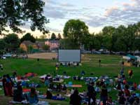 Movies in the Park, Portland