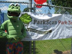 Try parkscan.org, a way to easily communicate you thoughts with Portalnd's Parks Bureau.