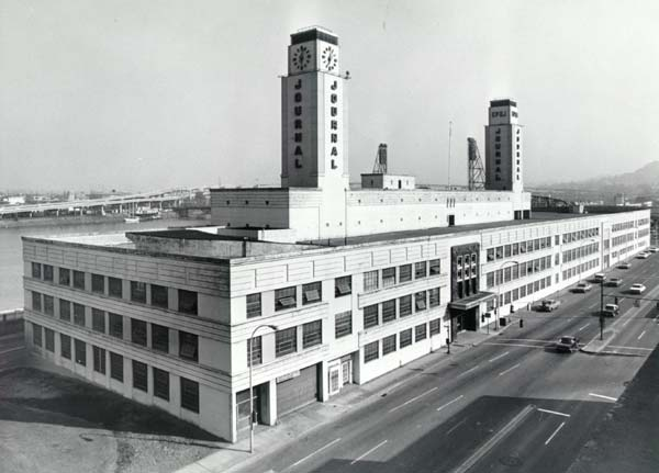 1969 Journal building (old public market)