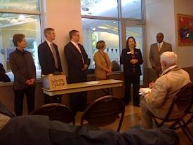Portland Area Leaders Kick Off The Portland Plan