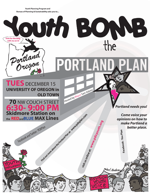 Portland Plan Youth BOMB