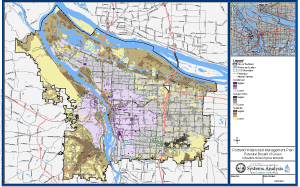 Stormwater Management and Infrastructure map