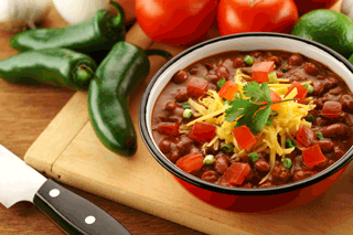 chilli with produce