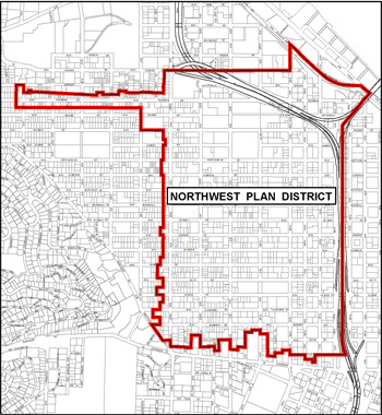 Plan Districts